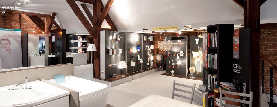 nowoczesny salon łazienek