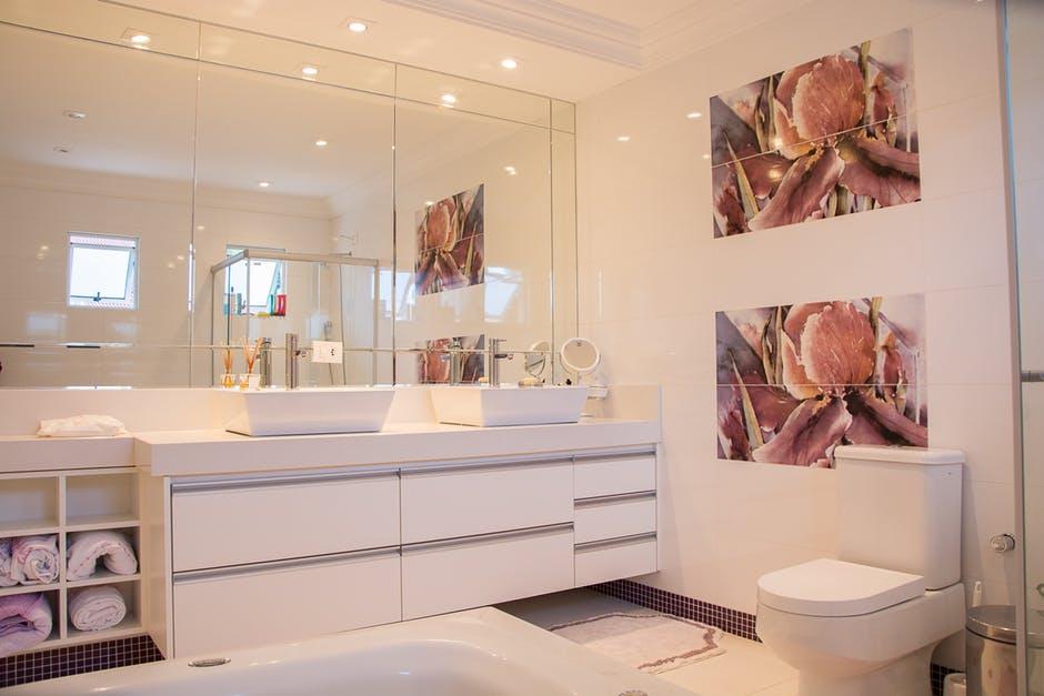 Wystrój łazienki Mebluj 4 Kąty