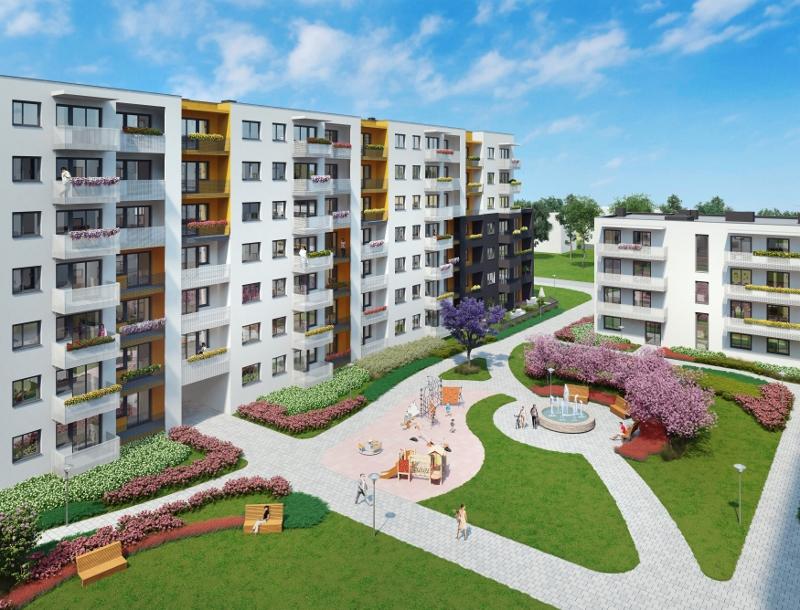 nowa inwestycja deweloperska w Krakowie - Lokum Vista